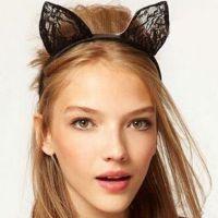 A006 - Bando Cat / Kitty / Kucing Hitam